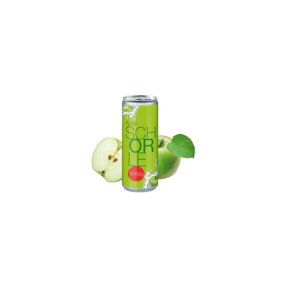 250 ml Apfelschorle