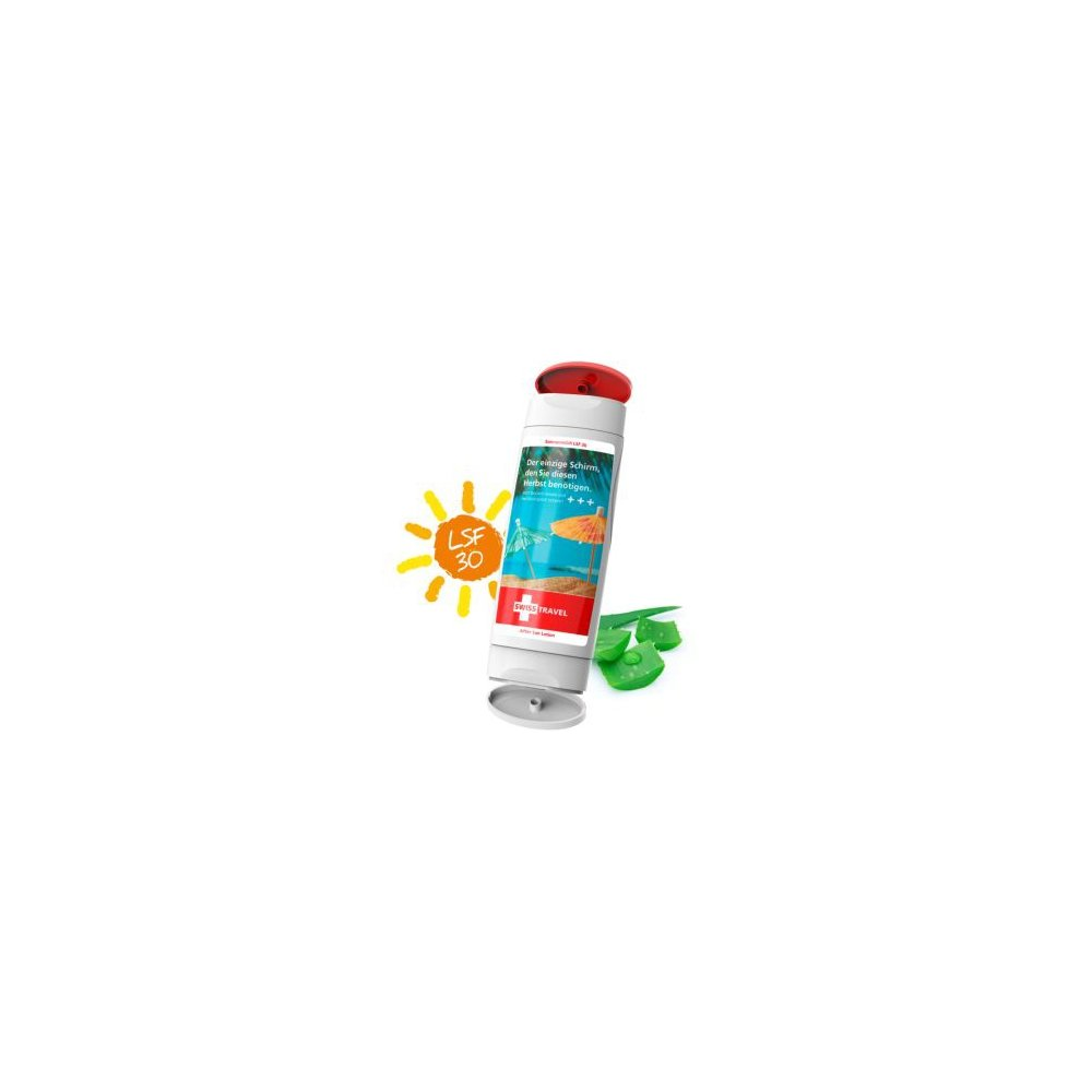 DuoPack 1: Sonnenmilch LSF 30 + After Sun Lotion (Body Label, 2 x 50 ml)