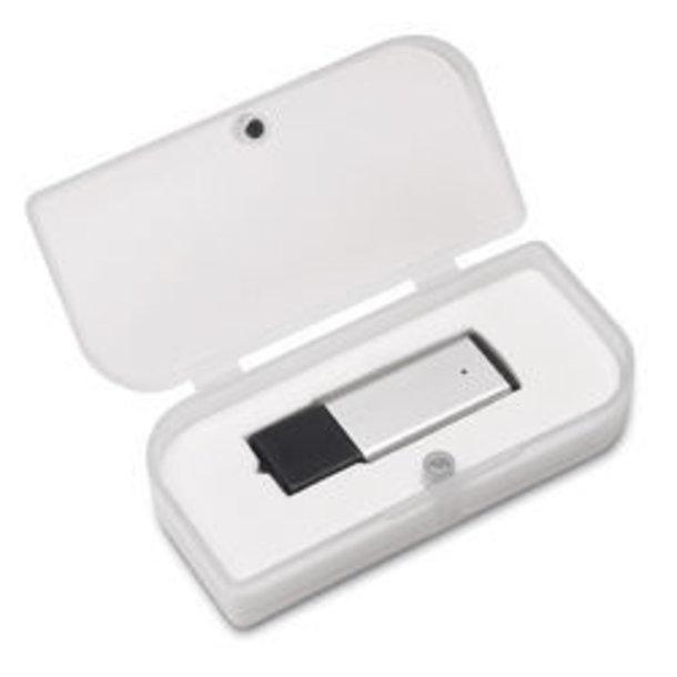 Kunststoff-Magnet-Box für USB-Memory-Sticks