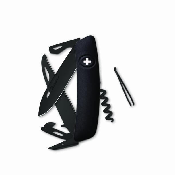 SWIZA® Taschenmesser D05 ALLBLACK