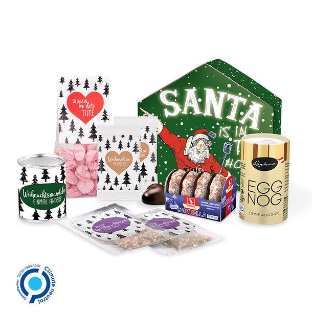 Geschenk-Haus Weihnachten